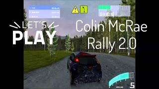 Colin McRae Rally 2.0 PC - Finlande Stage 1