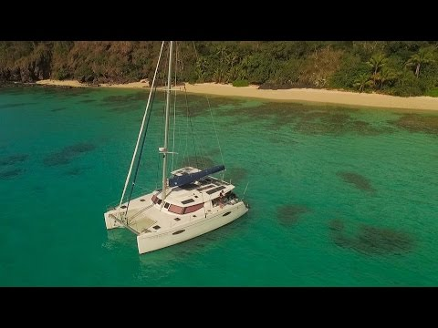 43 - Sailing Down to Fiji