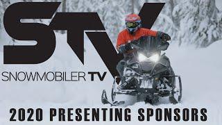 Snowmobiler TV 2020 - S22 Presenting Sponsors