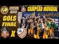 Gols Magnus Futsal 4 x 3 Carlos Barbosa - Final Copa Intercontinental de Futsal 2016 (29/06/2016)