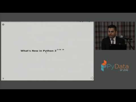 James Powell | What's New in Python 3