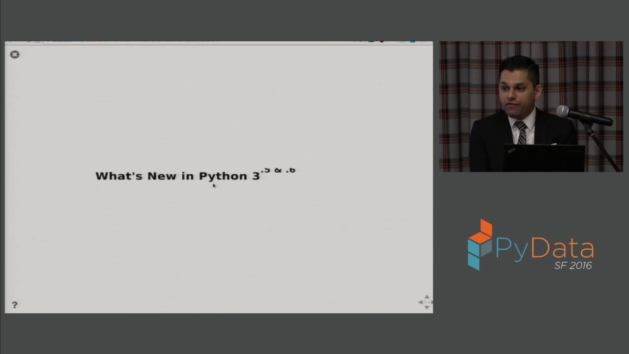 Image from What's New in Python 3
