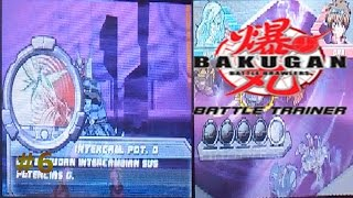 Cuidado con los intercambios de Potencia G/Bakugan Battle Trainer #6