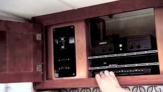 Upgrading The Video Cabinet In My Rv (winegard Sensar Pro).