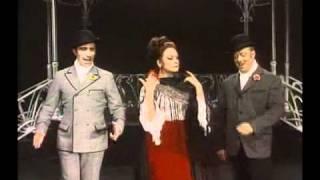 "Celia Gámez, Antonio Garisa y ""SAZA"" - ""LA VERBENA DE SAN ANTONIO"" - Revista Musical Española"