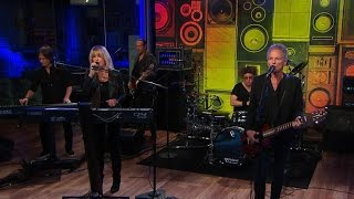 "Saturday Sessions: Lindsey Buckingham and Christine McVie perform ""Feel About You"""