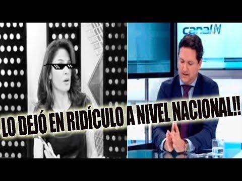 MAVILA HUERTAS BARRE EL PISO CON FUJIMORISTA DANIEL SALAVERRY