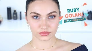 Avène Cleanance x beauty expert and vlogger Ruby Golani