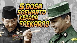 Tak Disangka, Ini 5 Dosa Soeharto Kepada Soekarno - Kliping Sejarah