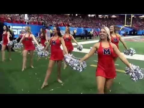 Mississippi rebelettes dancing