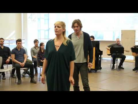 "THE BRIDGES OF MADISON COUNTY - Elizabeth Stanley & Andrew Samonsky ""One Second and a Million Miles"""