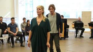 THE BRIDGES OF MADISON COUNTY Tour in Rehearsal - One Second and a Million Miles