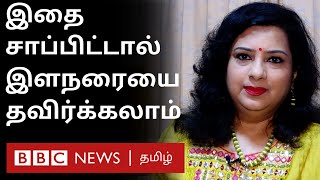 How to cure grey hair? நரை முடி கருப்பாக என்ன செய்யணும்? Home remedy to reverse grey hair