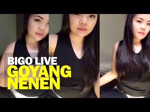 Bigo Live Goyang Nenen thumbnail