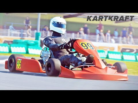 New Kart Racing Sim | KartKraft