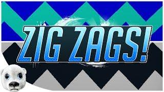 Make Zig Zags Using Hearts! ♥️ - Build a Boat ROBLOX