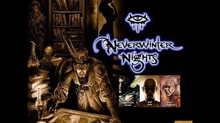 Neverwinter Nights серия 1. Сообразили на троих. Кооперативное прохождение.