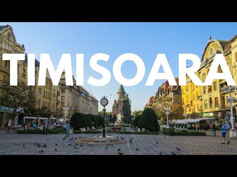My Trip to Timisoara, Romania [2015]