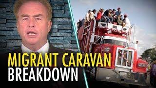 David Menzies: Top 10 observations about the migrant caravan