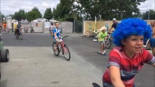 Arrivée du Tour de France - Camping Le Bois Joly
