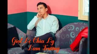 [Audio] 5. Giọt Lệ Chia Ly - Lam Trường