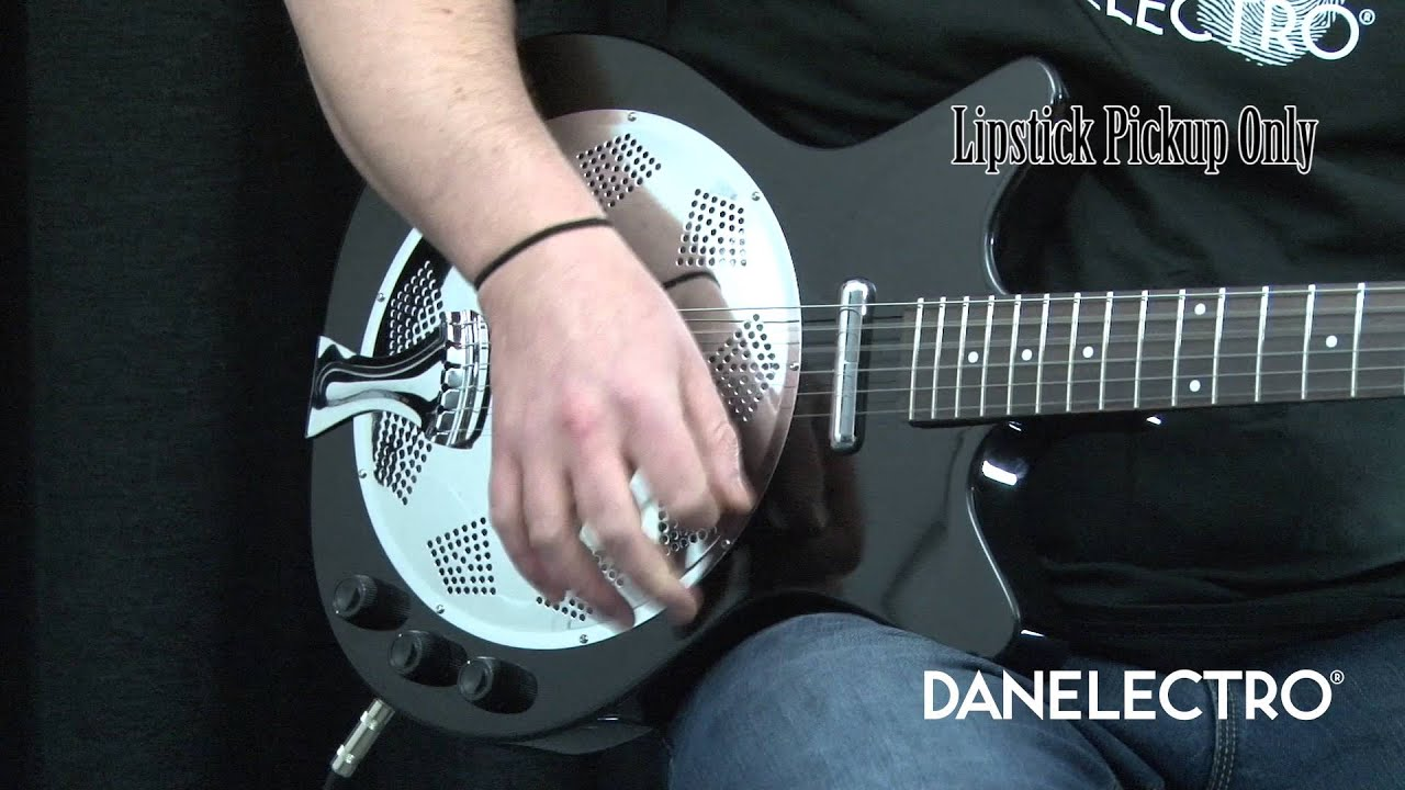 Danelectro  U0026 39 59 Resonator