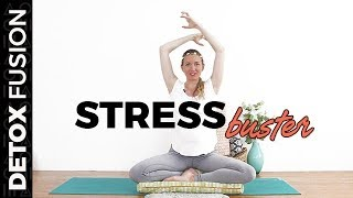 Day 14: Kundalini Meditation for Stress & Fear | Reset Your Brain's Electromagnetic Field (15-Min)