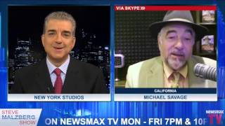 Malzberg | Michael Savage: Good Day At Polls Won