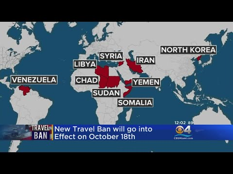 President Trump Signs New Travel Ban, Adds Three Countries