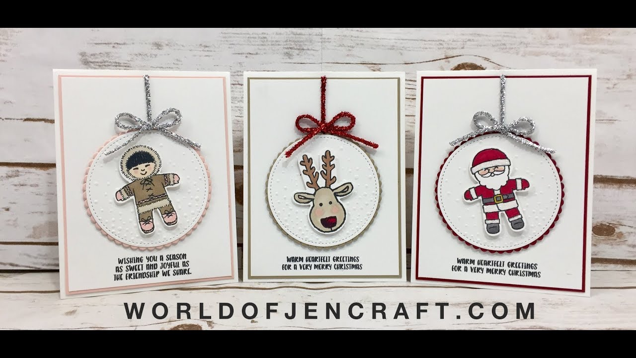 Cookie Cutter Christmas Full Length Tutorial Stampin
