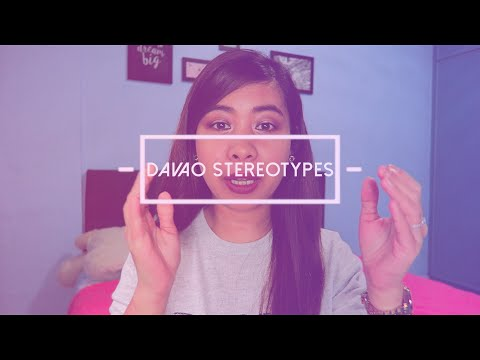 DAVAO | MINDANAO STEREOTYPES (BISAYA VERSION)