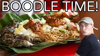 MY FIRST BOODLE FIGHT EVER! - Lake Sebu // Philippines Travel Vlog