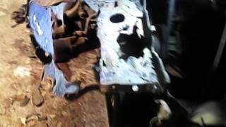 Сварка авто капец 1продолжение во втором видео(Снял крыло а там капец, в следующем видео почти поварена., 2016-06-03T14:31:47.000Z)