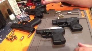 ruger lcp s vs glock 42