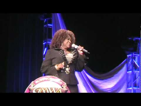Ann Nesby If I Can't Say A Word [GMWA Donald Lawrence] LIVE [Karen Clark Sheard]
