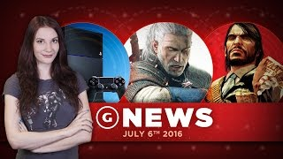 Red Dead Sales Soar 6,000% & Witcher 3 GOTY Edition Incoming! - GS Daily News