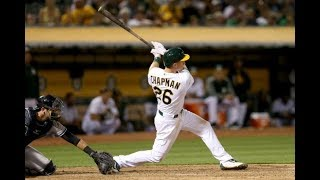 Matt Chapman Rookie Highlights | 2017 Oakland Athletics