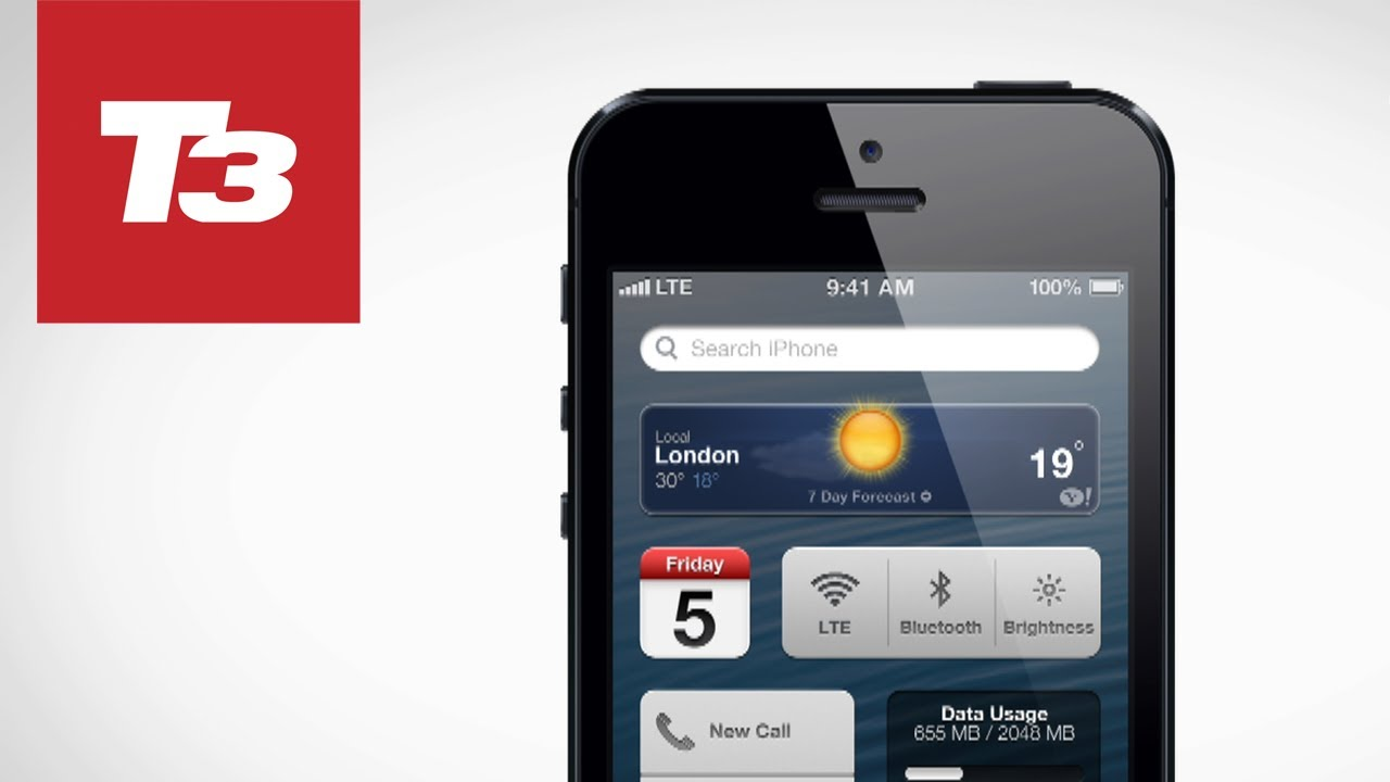 iOS 7 Concept: 5 Features Apple Need to Bring to the iPhone