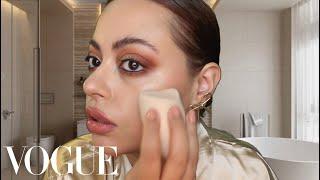 Sarai Cruz's Guide to Summer Glam Glow | Beauty Secrets | VOGUE [parody] ASMR Style