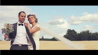 Wedding in Viljandi, beautiful wedding film of F&N