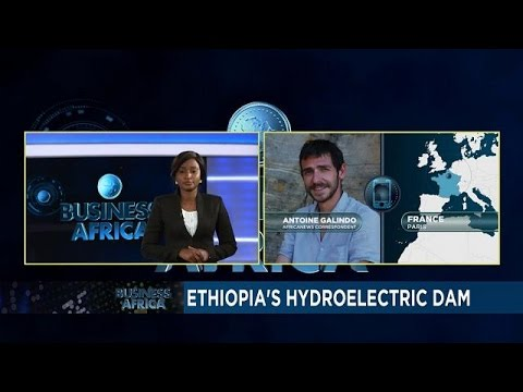 Ethiopia's hydroelectric dam and mining in central Africa