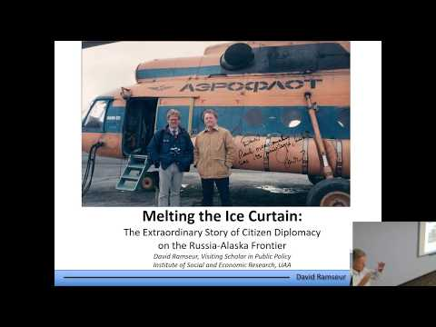 Lunchtime Talk: Melting the Ice Curtain