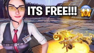 Save The World is officially now FREE! 😱🔥 (Scammer Get Scammed) Fortnite Save The World