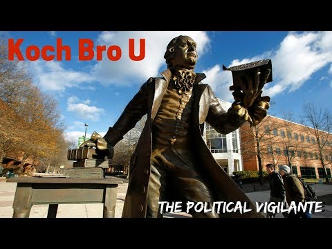 Koch Brothers Own Universities And Trump - The Political Vigilante