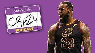 LeBron vs Warriors VOL. 1 | EPISODE 43 | MAYBE I'M CRAZY thumbnail