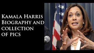 Kamala Harris Biography and Collection of Pics | World Best Things