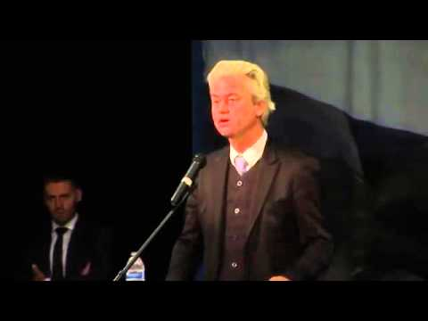 Geert Wilders   The Conservative Forum   8 11 2015