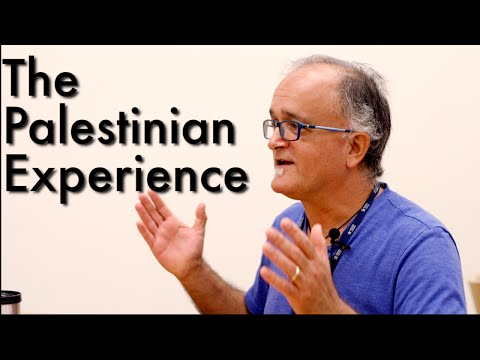 Books From The Human Library: The Palestinian Experience