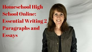 Online paragraph writing
