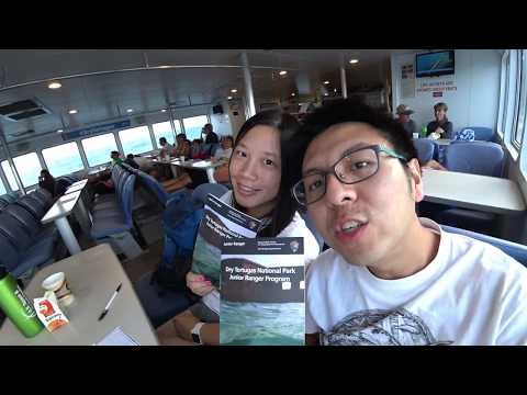 JS #597 - Dry Tortugas National Park: Yankee Freedom Ferry (Florida)